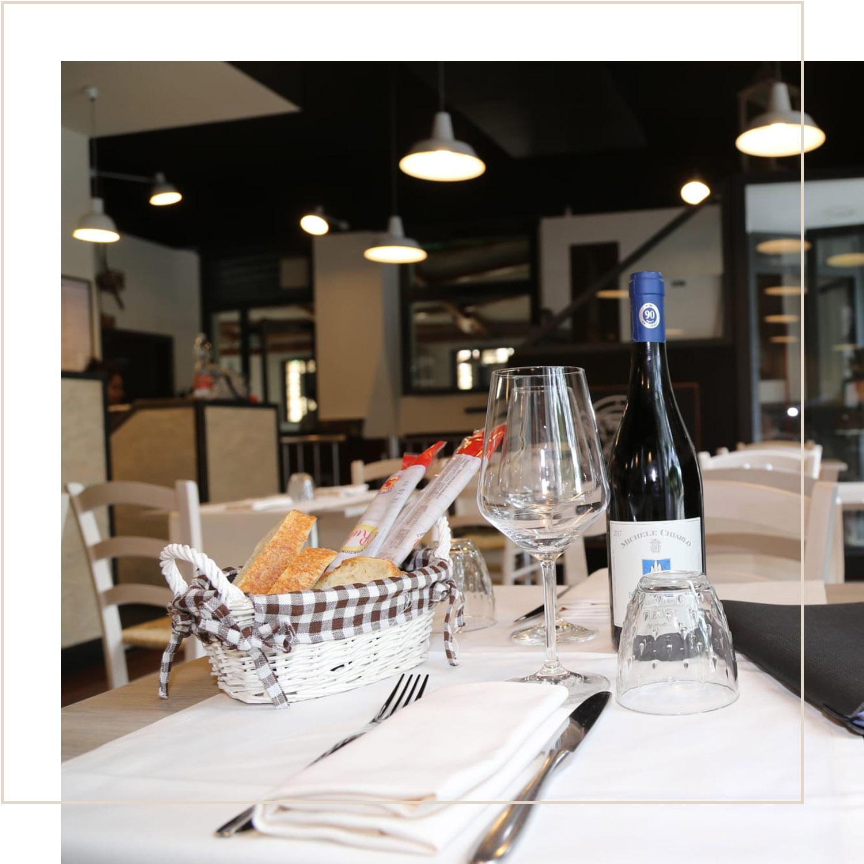 Ristorante e Pizzeria a Torino - Meucci Restaurant